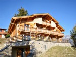 Brand new, 4 bedroom apartments in a small development of 4 chalets.