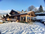 6 bedroom chalet with fabulous views, at Les Carroz.