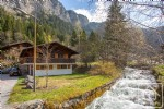 A charming 3 bedroom, 2 bathroom chalet with potential