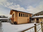 Bright and modern newly built 4 bedroom chalet, just 50 metres from the historical village square.