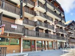 One bedroom + 'coin montagne' apartment with south facing balcony and ski locker.