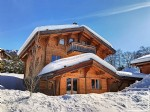 Large 6 bedroom chalet for sale in Les Carroz. Impressive views and on the ski bus route.