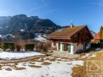 Beautifully renovated original farmhouse with mature garden and wood pellet/solar heating.
