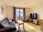 3-bedroom apartment with views of Mont Blanc.