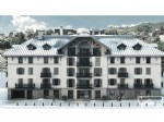 Studio apartment in a brand new development, next to the main Saint Gervais ski lift.