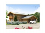Your brand new 5-bedroomed chalet in a quiet hamlet between Saint Gervais and Combloux.