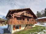 Comfortable 4 bedroom chalet in Morillon village, walking distance to the ski lift.