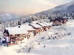 Fabulous 1st floor 2 bedroom ski in / ski out apartment in new development