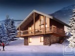 Fabulous 5 bedroom / 2 bunk room detached chalet in ski in / ski out new development
