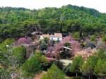 Private property on 3.5 hectares with main house, park and beautiful views. Lots of potential !