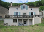 Farmhouse, gite, barn, stables and garage on 8 hectares of wood and praire with stunning views!