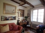 Renovated village house with 3 bedrooms and garage. Character and charm !
