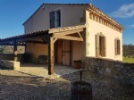 Stone farm house on 24993 m² of agricultural land at the edge of the village. Rare !