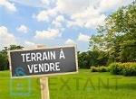 Plot Of Land Of 1012 M² In Gacougnolles