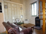 Stone house with lots of character, 3 rooms + mezzanine