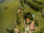 Property including a main house with 4 bedrooms, a large barn with a 3 bedrooms gîte, outbuildings