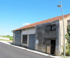 Stone barn 150m² - 2 rooms