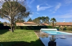 Lège Cap Ferret : close to the city centre and on a magnificent field