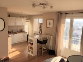 Annemasse 3 Rooms Rental Investment