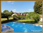 Traditional Farmhouse With Swimming-pool Possibility Of Gite
