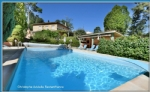 House + 3 gites, swimming pool on a 3500m2 site.