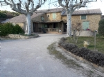 Provence-style farm