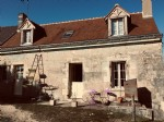 Restored house 6 rooms 180m² in AZAY LE RIDEAU