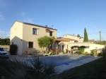 Traditional villa of 110m² with swimming-pool in a desired and calm neighbourhood