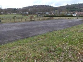Flat constructible field