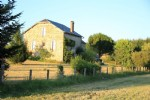 Beautiful stone 5 bedroomed house, separate barn, bread oven,workshop surrounded by gardens 4090 m2