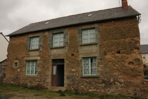 House in Stone and Cob