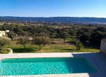South of France farm with swimming-pool and outstanding view