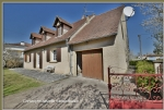 Individual house 3 bedrooms, 2 adaptable attics, garage on a field of 670m²