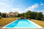 Luxurious property with pool and 7 hectares of pastures - Close to Monflanquin