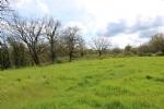 Field 1500m² Chartrier 15km Brive West