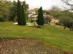 Infinity pool, massive 250m² house, 2 amenities, gite, fishing lake, 5 acres of land, character