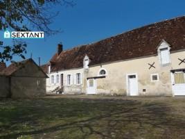 Old Percheronne Farmhouse