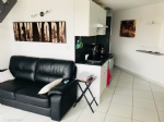 3 rooms apartment on the last floor with terrace, MAILLOL neighbourhood
