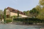 Dordogne axe Brive Sarlat : Maison d'hôtes 300 m² avec piscine et vue exceptionnelle