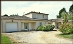 LA FORCE, beautiful contemporary house of 191m² on 3300m² of field