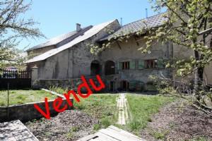 Village house with garden, Serre Chevalier, high potential