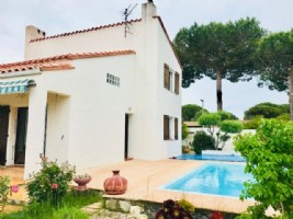 Villa with pool in Saint Cyprien Plage