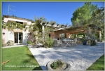 Saint-Tropez gulf, outstanding property, walls and hotel premises