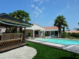 Beautiful contemporary villa 260M² and annex of 160M²
