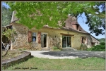 Cadouin Bouillon nearby, beautiful perigord with cottage, swimming pool and open view