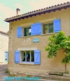 Renovated Village House With Terrace, Outbuildings And Nearby Garden