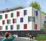 Investment property in a new project within a prestigious student residence