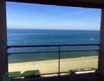 Arcachon : 2 room apartment close to the shore, view on the bay