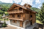 Méribel Exceptional chalet 206m², 9 rooms, with a magnificent clear view