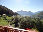 Chalet for sale 3 bedrooms 4 possible in Cohennoz near Crest Voland